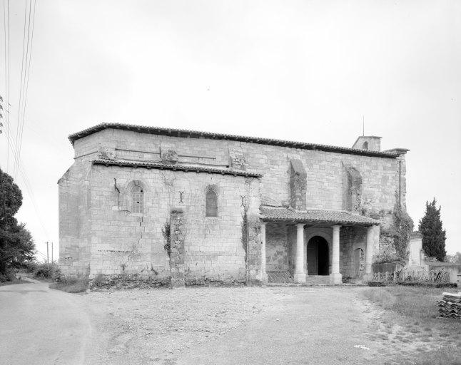 Église paroissiale Saint-André, Saint-Barthélemy