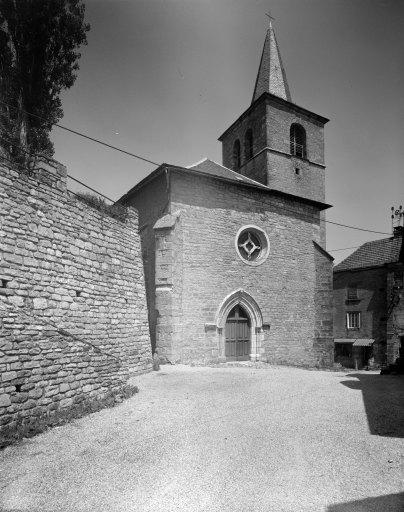 Église paroissiale Saint-Andéol