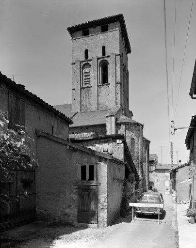 Église paroissiale Sainte-Eulalie, puis Saint-Martin