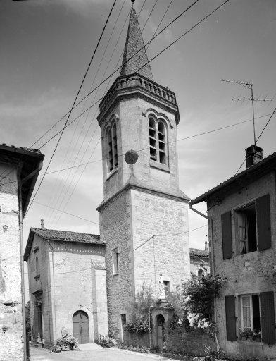 Église paroissiale Saint Pierre-ès-Liens