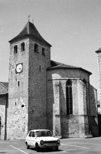 Église paroissiale Saint-Barthélémy