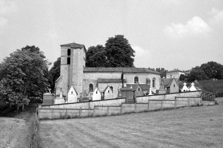 Église paroissiale Saint-Pierre, Saint-Vincent
