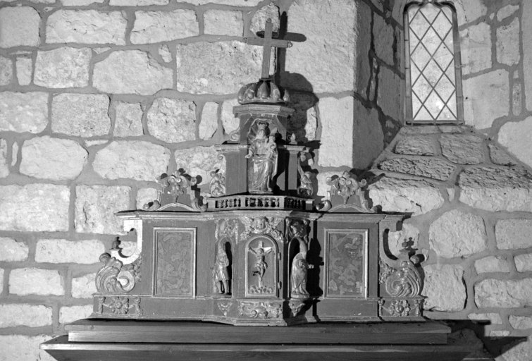 Tabernacle (tabernacle à ailes)
