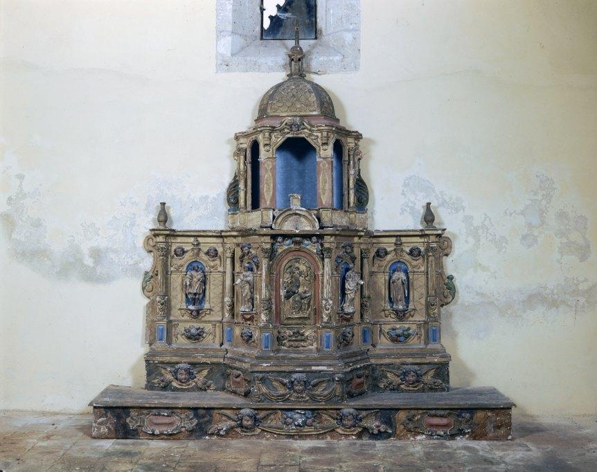 Tabernacle (tabernacle à aile)