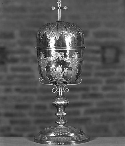 Reliquaire (1), de saint Cyprien