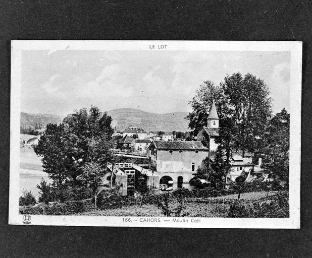 Moulin de Coty