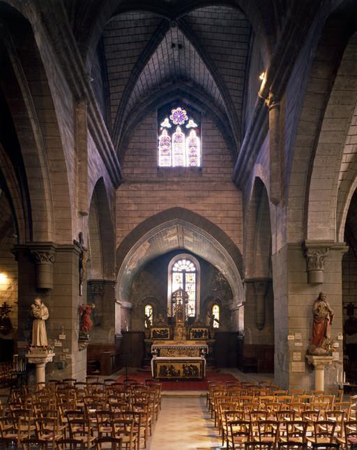 Église paroissiale Saint-Urcisse