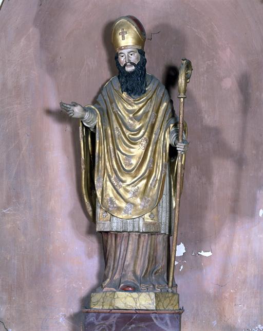 Statue : Saint Urcisse