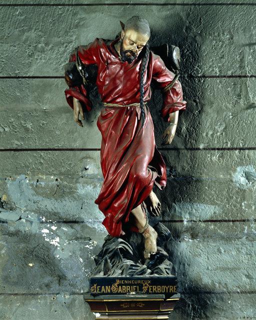 Statue : Bienheureux Jean Gabriel Perboyre