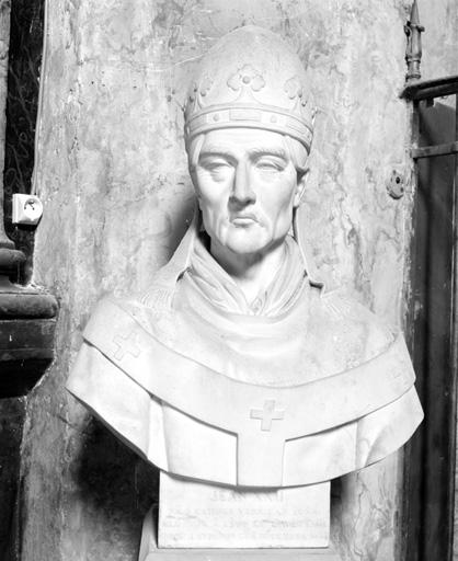 Buste : Le Pape Jean XXII