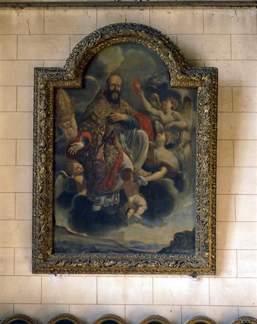 Tableau : Apothéose de saint François de Sales