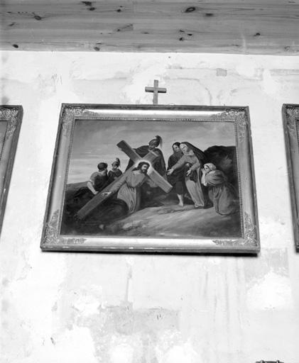 Tableaux : chemin de croix