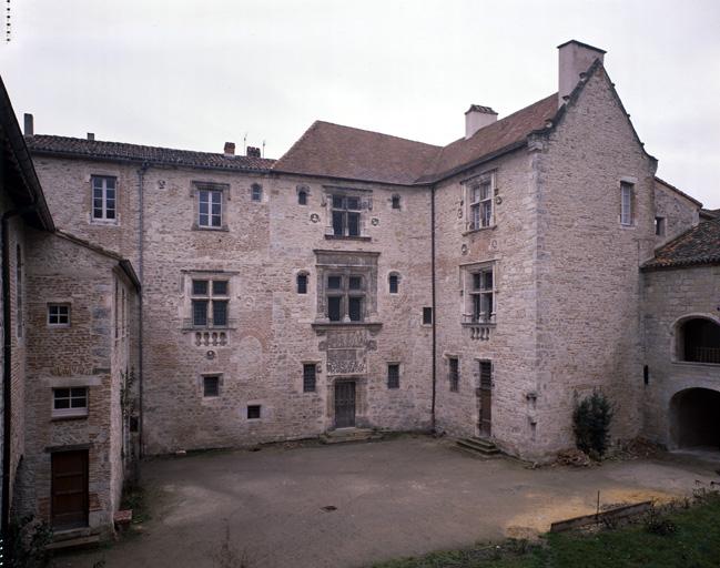 Hôtel dit du grand archidiacre, dit archidiaconé Saint-Jean