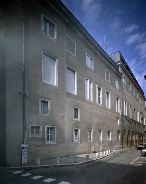 Palais épiscopal, puis préfecture