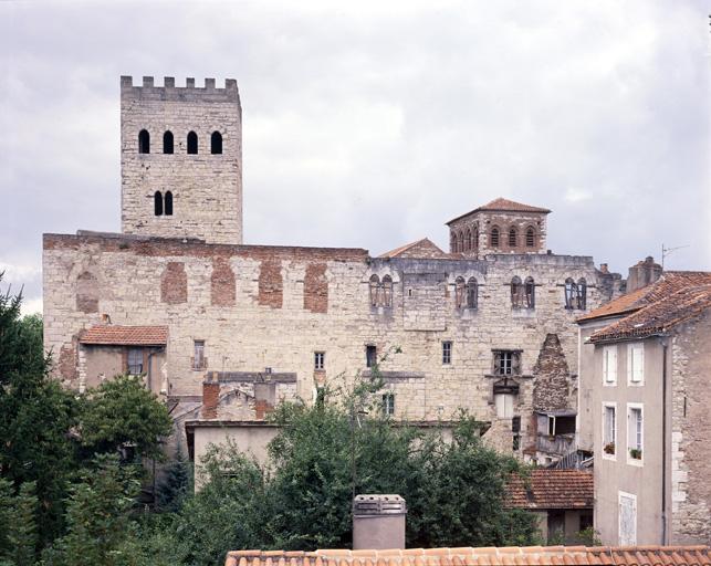 palais Duèze, dit Tour Jean XXII
