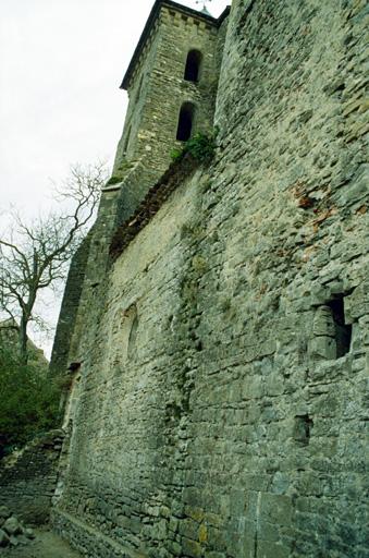 Ancienne abbatiale de la Nativité-de-la-Vierge