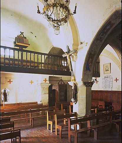 église paroissiale Saint-Just-et-Saint-Pasteur