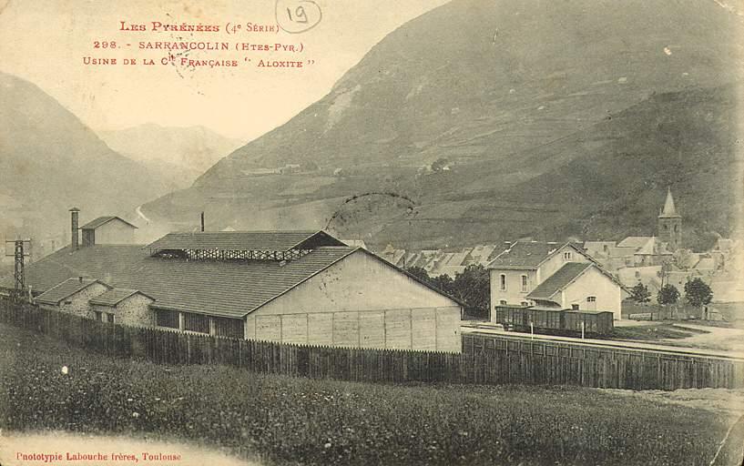 gare de Sarrancolin