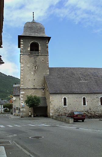 Église paroissiale Saint-Brice, Sainte-Catherine