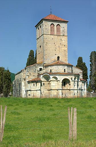 Église Saint-Just, Saint-Pasteur, Saint-Etienne dite chapelle Saint-Just de Valcabrère