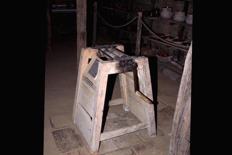 Machine à homogénéiser et à épurer mécaniquement dite Le mécanico