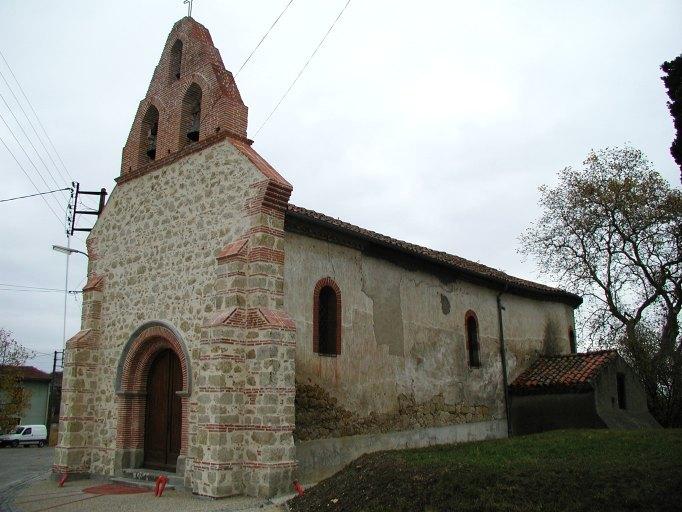 Église paroissiale Saint-Amans