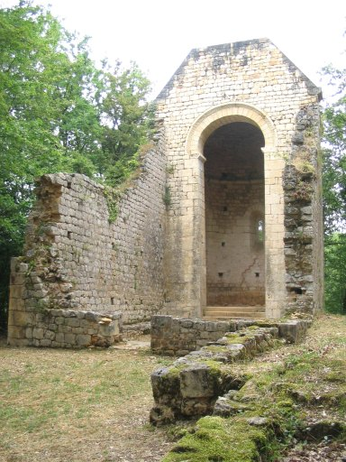 église paroissiale Saint-Avit