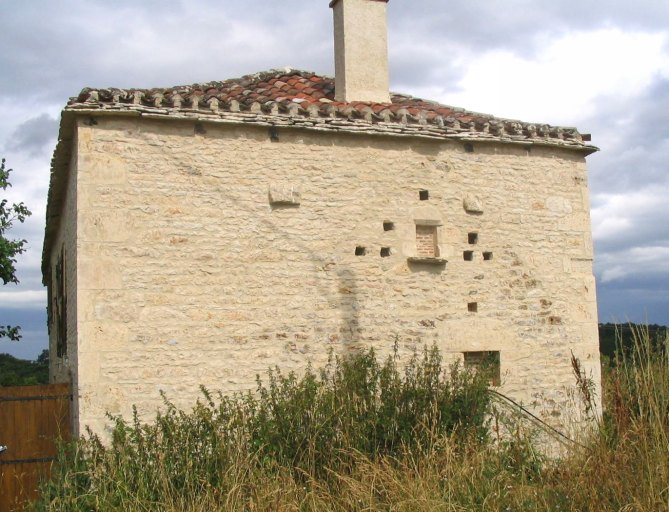 maison, ancien repaire de Lagrave