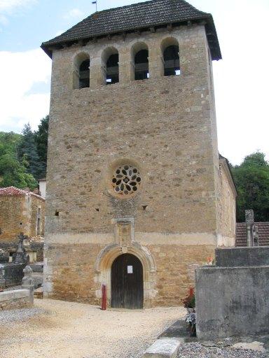 église paroissiale Saint-Sernin