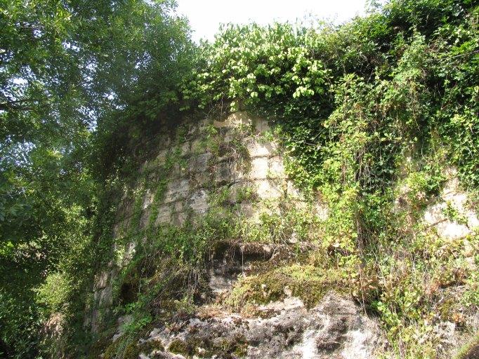 Fortification d'agglomération : enceinte du castrum