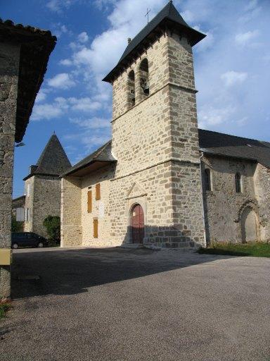 église paroissiale Sainte-Luce