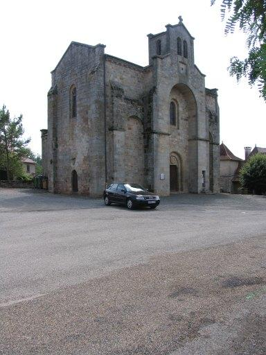 église prieurale Saint-Saturnin, actuellement église paroissiale
