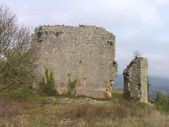 château fort de Taillefer