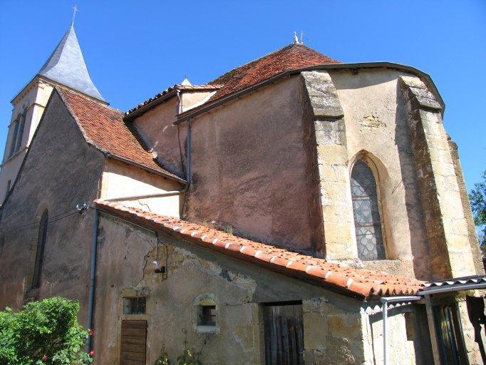 église paroissiale Saint-Médard