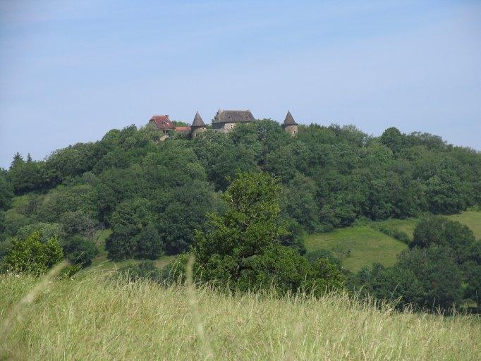 château de Lentour