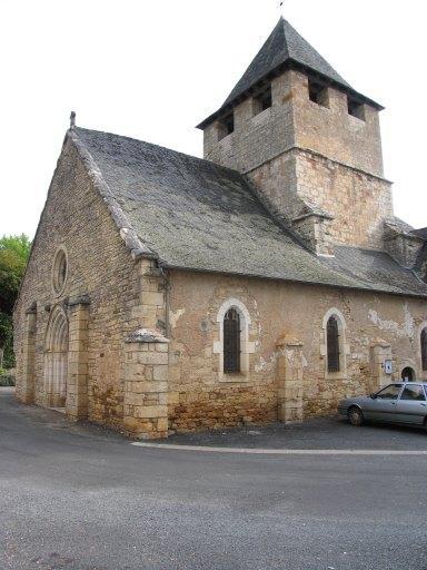 église paroissiale Saint-Geniez