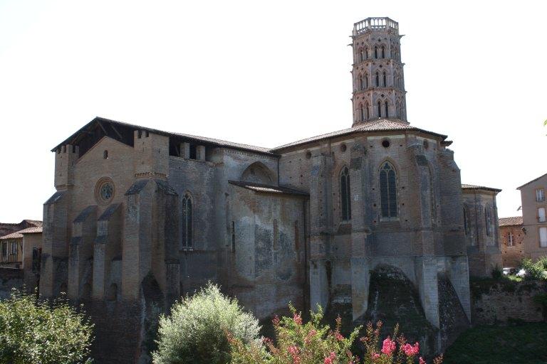 Ancienne cathédrale actuellement église paroissiale Sainte-Marie