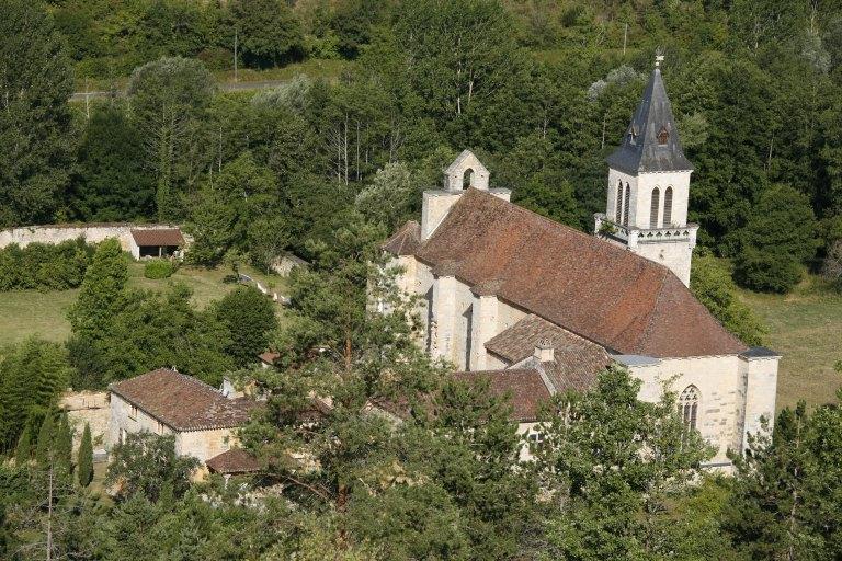 couvent de dominicaines Notre-Dame, puis église paroissiale Saint-Pierre-ès-Liens