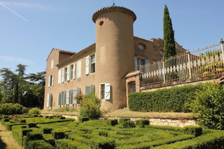 Château de la Bonnette, domaine viticole