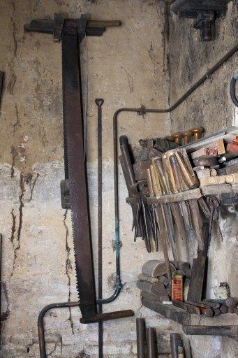 maison de vigneron, atelier de tonnelier Jalibert