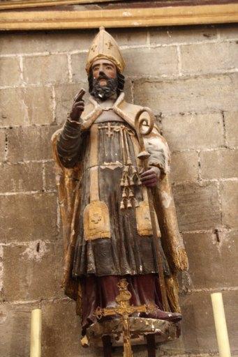 statue de saint Eloi