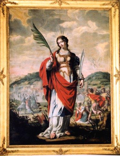 tableau : sainte Natalène