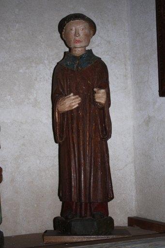 Statue : religieux