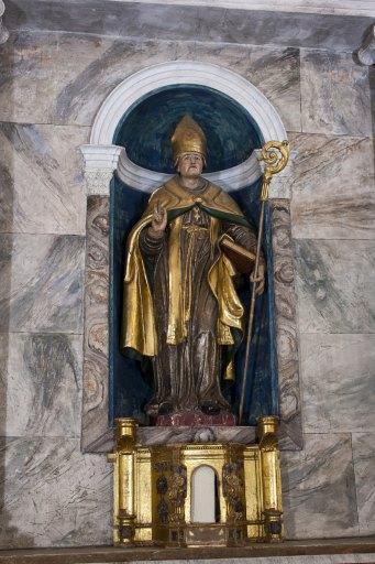 statue : saint Lizier