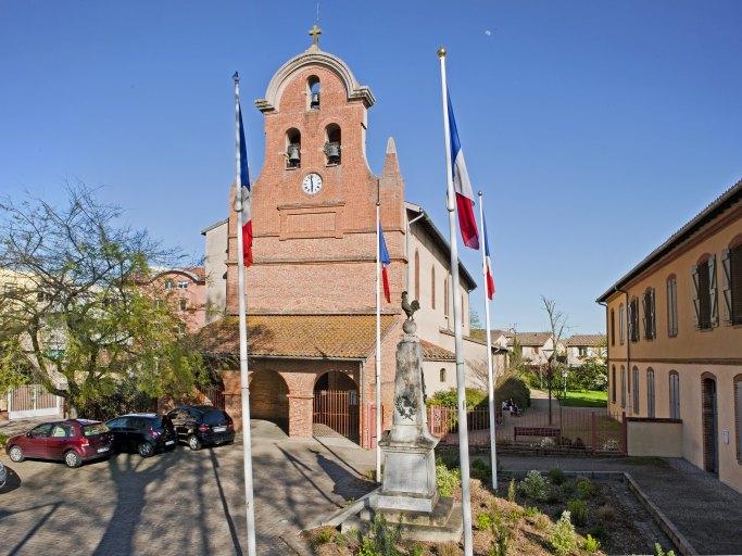 Monument aux morts de la guerre de 1914-1918 et de 1939-1945 du quartier de Croix-Daurade