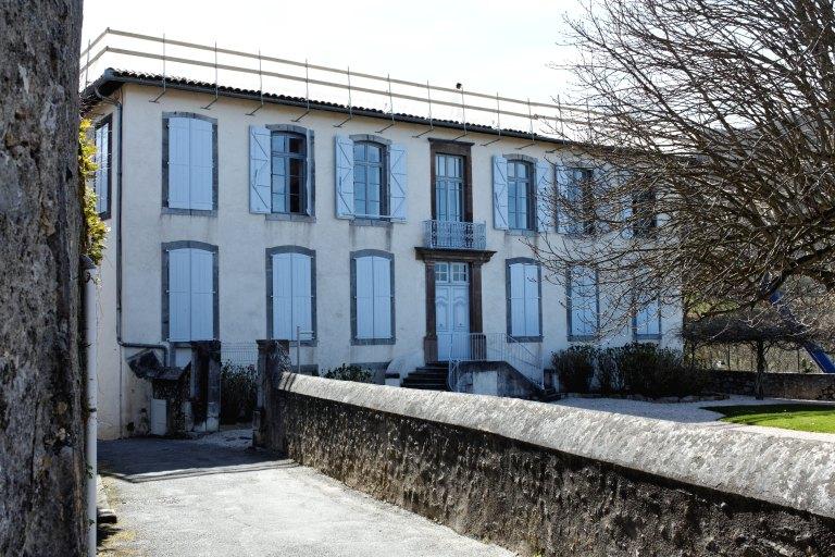 demeure, actuellement musée archéologique les Olivétains II