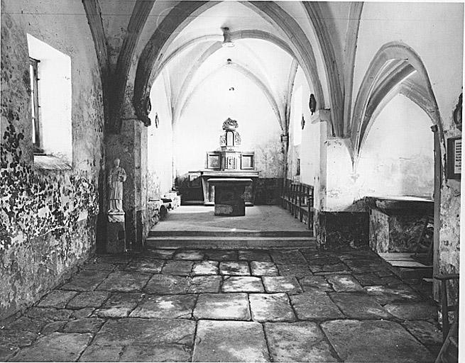 Chapelle Saint-Léonard