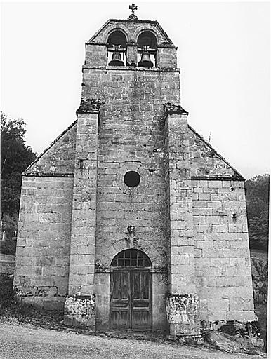 Eglise paroissiale Notre-Dame, Saint-Eutrope, Saint-Roch