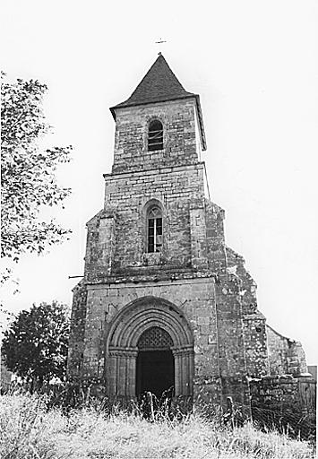 Eglise paroissiale Saint-Médard