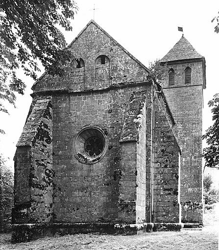 église paroissiale Saint-Martial